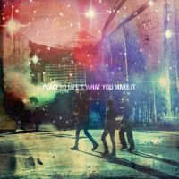 Cover Placebo - Life's What You Make It [EP]